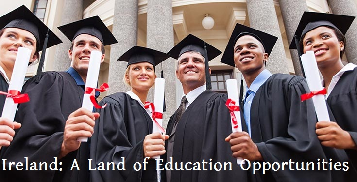 Ireland A Land of Education Opportunities